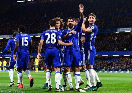 Cham diem Chelsea 5-0 Everton: Nga mu truoc Eden Hazard - Anh 1