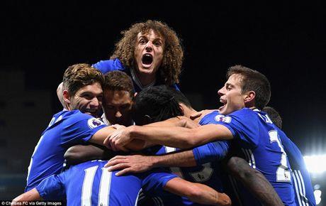Cham diem Chelsea 5-0 Everton: Nga mu truoc Eden Hazard - Anh 3