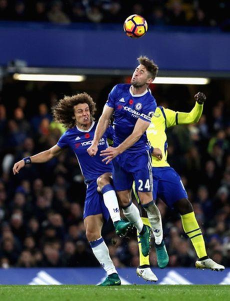 Cham diem Chelsea 5-0 Everton: Nga mu truoc Eden Hazard - Anh 7