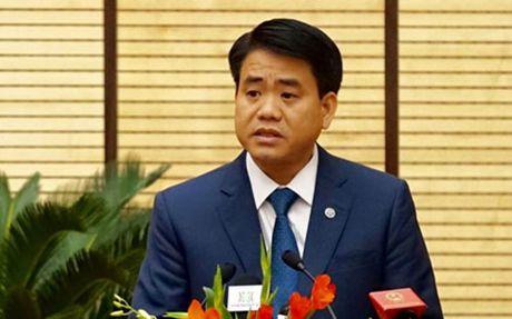 Chu tich Nguyen Duc Chung chi dao dieu tra vu 2 PV bi hanh hung - Anh 1