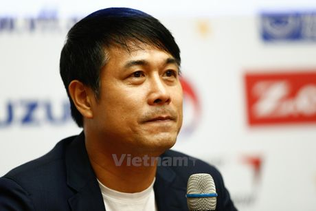 HLV Huu Thang khen Cong Phuong khong co bieu hien ngoi sao - Anh 1