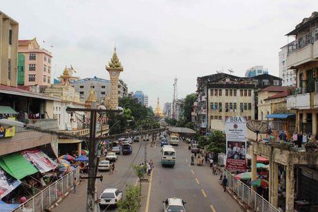 Myanmar ke hoach mo rong thanh pho Yangon, lap 7 thi tran ve tinh - Anh 1