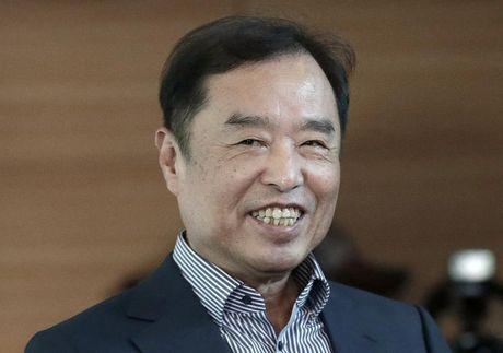 Cac dang doi lap Han Quoc yeu cau Tong thong rut lai de cu Thu tuong - Anh 1