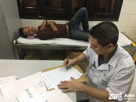 Lanh dao Ha Noi chi dao dieu tra vu phong vien bi hanh hung - Anh 1