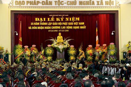 Phat giao Viet Nam gan bo, dong hanh voi dan toc - Anh 2