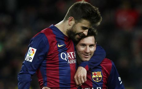 Messi can moc 500 ban cho Barcelona, huong toi Bong vang - Anh 1