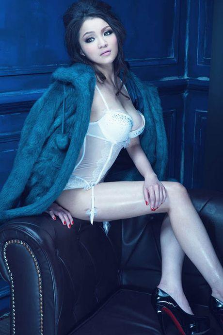 Hanh trinh lot xac ngoan muc cua hotgirl Thuy Top - Anh 8