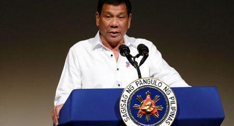 Tong thong Philippines huy giao keo mua vu khi voi My - Anh 1