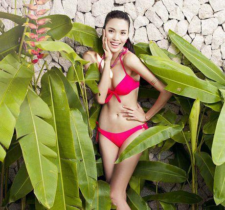 Anh ao tam 'hot' cua my nu muon 'vuot mat' Lan Khue - Anh 14