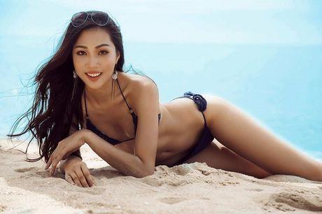 Anh ao tam 'hot' cua my nu muon 'vuot mat' Lan Khue - Anh 4
