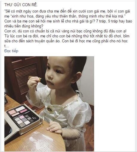 Hot tren face: Pham Quynh Anh 'dan mat' con re tuong lai, dam cuoi di dong tren xe tai - Anh 5