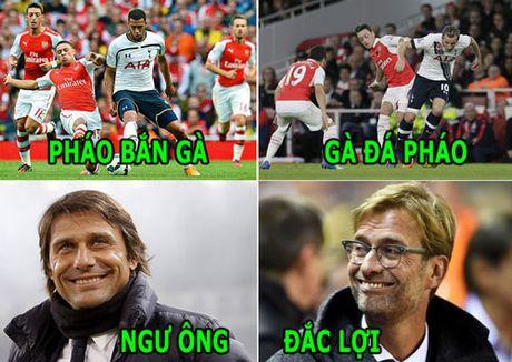 HAU TRUONG (7.11): Sao M.U 'hua' nhau cho Mourinho 'ra duong' - Anh 3
