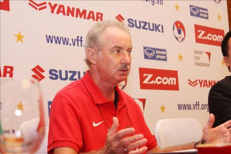 Nong: Indonesia chi co 80% suc manh tai AFF Cup 2016 - Anh 1
