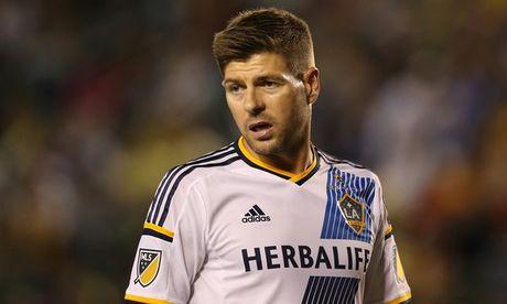 Gerrard sap ra thong bao giai nghe - Anh 1