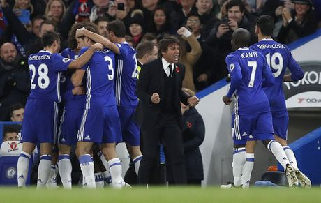 Antonio Conte: nguoi di viet su tai Stamford Bridge - Anh 1