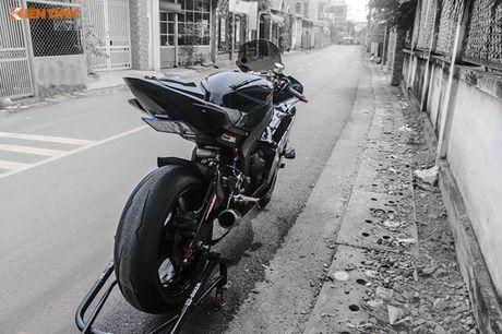 Yamaha R6 'do khung' tu trong ra ngoai cua dan choi Viet - Anh 11