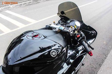 Yamaha R6 'do khung' tu trong ra ngoai cua dan choi Viet - Anh 4