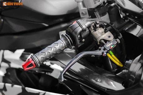 Yamaha R6 'do khung' tu trong ra ngoai cua dan choi Viet - Anh 5