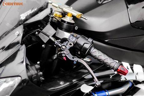 Yamaha R6 'do khung' tu trong ra ngoai cua dan choi Viet - Anh 6