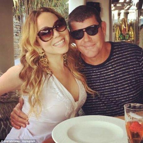 He lo hop dong hon nhan cua Mariah Carey va James Packer - Anh 2