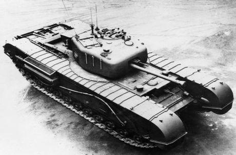 Kinh ngac suc manh xe tang hang nang Churchill trong CTTG 2 - Anh 4
