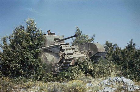 Kinh ngac suc manh xe tang hang nang Churchill trong CTTG 2 - Anh 6