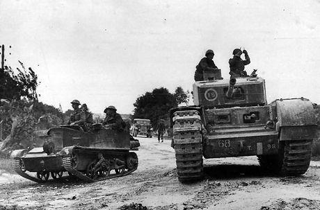 Kinh ngac suc manh xe tang hang nang Churchill trong CTTG 2 - Anh 9
