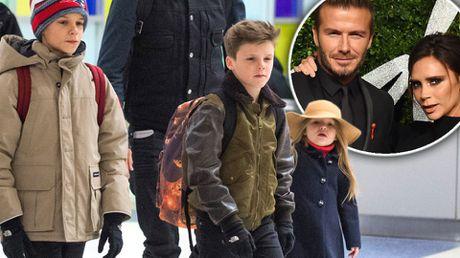 Cach nuoi day con dang ne cua vo chong Beckham va Victoria - Anh 5