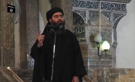 Thu linh IS Baghdadi dang chay tron khoi Mosul - Anh 1