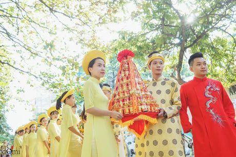 Nhan sac nguoi dep Ha Long trong dam hoi 21 trap khung - Anh 3