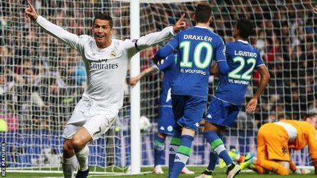 Ronaldo chuan bi ky hop dong moi voi Real Madrid - Anh 1