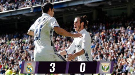 Real Madrid 3-0 Leganes (Vong 11 La Liga) - Anh 1
