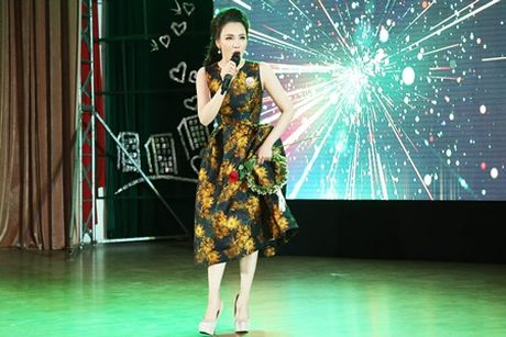 """Nathan Lee, Ho Quynh Huong """"bung chay' cung hang ngan sinh vien - Anh 7"""