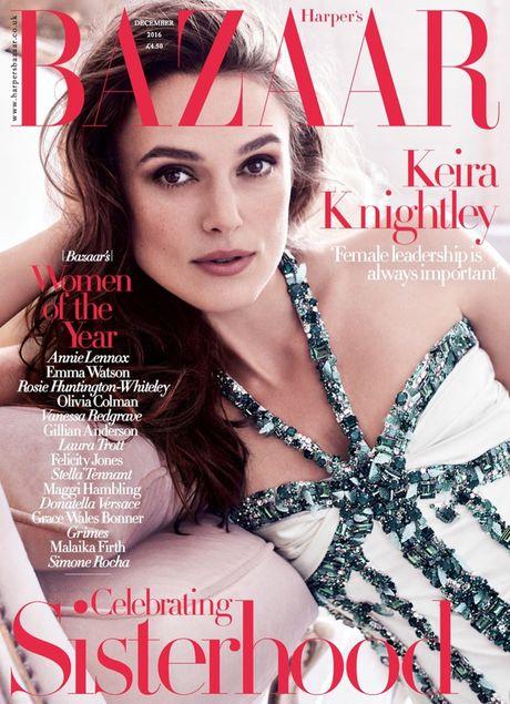 Keira Knightley qua lang man trong hinh anh moi - Anh 5