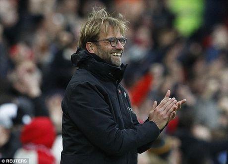 "Klopp noi gi khi lan dau ""len dinh"" voi Liverpool - Anh 1"