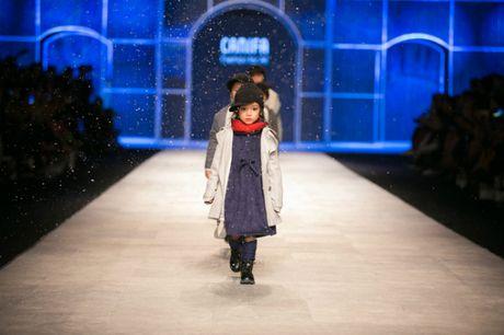 Nhung man trinh dien 'da mat' nhat o Vietnam International Fashion Week - Anh 8