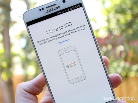 Da co 10 trieu 'tin do' Android chuyen sang iPhone - Anh 1