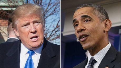 TT Obama che gieu ong Trump vi mat quyen dung Twitter ca nhan - Anh 1