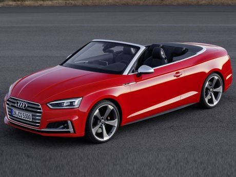 Audi trinh lang A5 va S5 Cabriolet - dong xe the thao mui tran - Anh 7