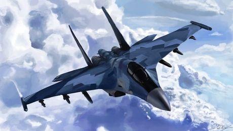 Ly do Trung Quoc muon mua 'sieu tiem kich' Su-35 cua Nga - Anh 2