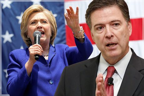 FBI chinh thuc 'xoa an', huy dieu tra doi voi ba Hillary Clinton - Anh 1