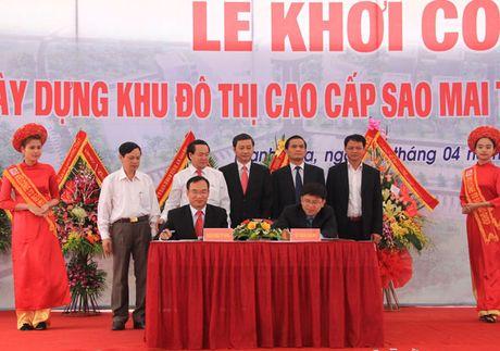 Sao Mai Group viet nen nhung dieu ky dieu - Anh 1