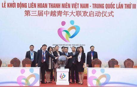 Thanh nien Viet - Trung vun dap tinh huu nghi - Anh 1