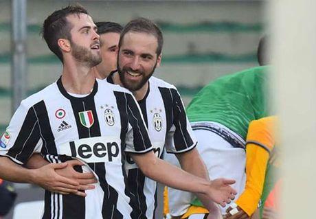 Chievo – Juventus: Da phat than sau - Anh 1