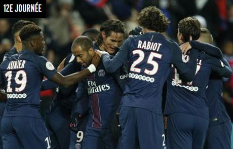 PSG – Rennes: Dai tiec o Paris - Anh 1