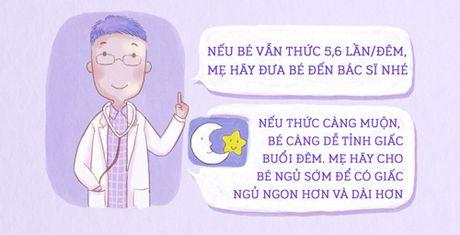 Thoi gian ngu phu hop cho be yeu - Anh 5
