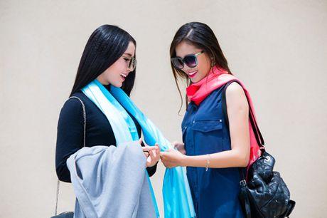 Khan choang co tao style sanh dieu cho mua thu dong - Anh 10
