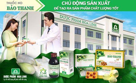 Thuoc ho Bao Thanh chu dong san xuat de tao ra san pham chat luong tot - Anh 1