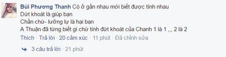 49 ngay mat Minh Thuan, Phuong Thanh tiet lo vi sao vang mat trong dam tang ban - Anh 6