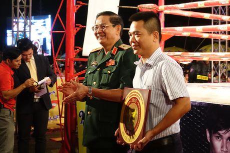 Dat vo Quang Ngai 'day song' voi nhung tran dai chien Vo co truyen - Anh 1